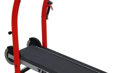 Mechanical Treadmill STR 20 by Moshontech