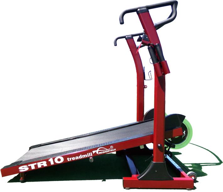 striding treadmill