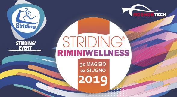 striding a riminiwellness 2019