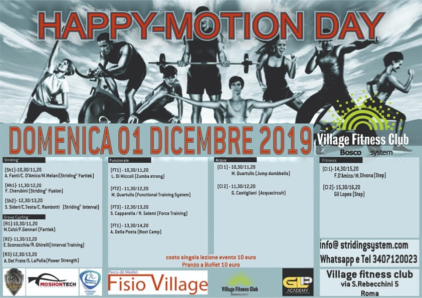 Happy Motion 2019