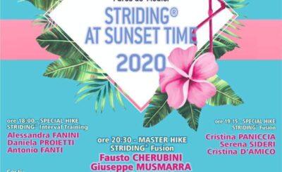 roma striding 18 luglio 2020